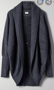Grey Wilfred Diderot Sweater size M